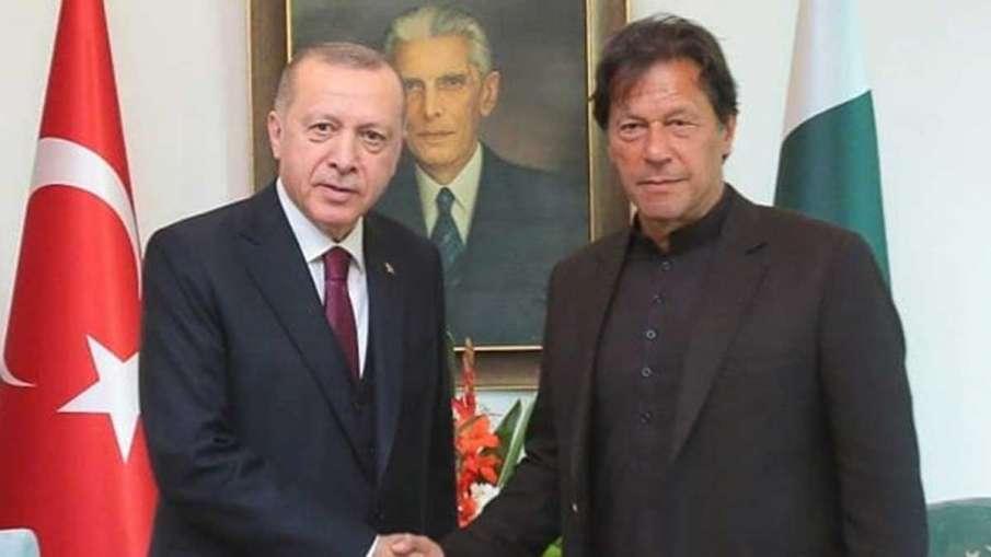 Recep Tayyip Erdogan Kashmir, Recep Tayyip Erdogan Pakistan, Recep Tayyip Erdogan- India TV Hindi