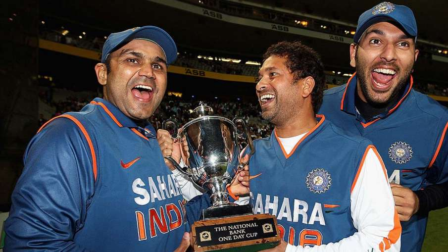 India will play World Road Safety Series under the captaincy of Sachin Tendulkar, Sehwag Yuvraj's na- India TV Hindi