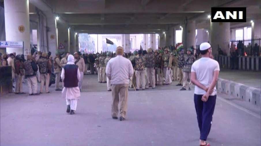 दिल्ली में खड़ा हुआ 'शाहीन बाग पार्ट-2'- India TV Hindi