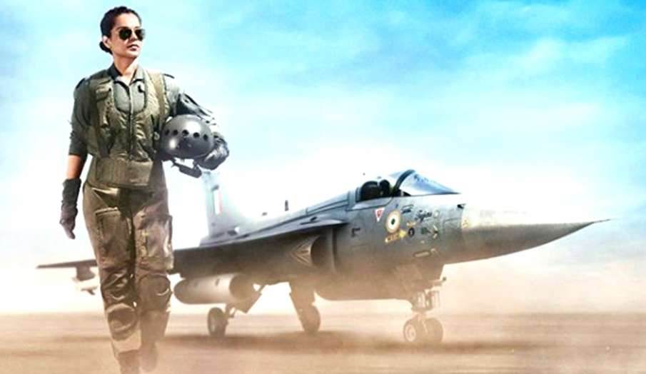 Kangana airforce pilot next film TEJAS- India TV Hindi