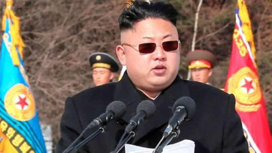 Kim Jong Un shod dead his official over coronavirus fear...- India TV Hindi