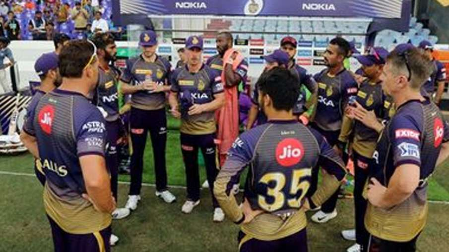 KKR Team- India TV Hindi
