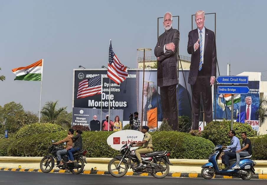 Modi Trump- India TV Hindi