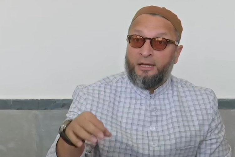 Asaduddin Owaisi- India TV Hindi