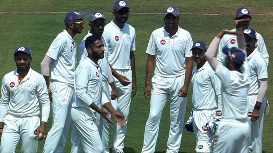 Ranji Trophy quarter-finals: Gujarat beat Goa by 464 runs for the third time in the semi-finals - India TV Hindi
