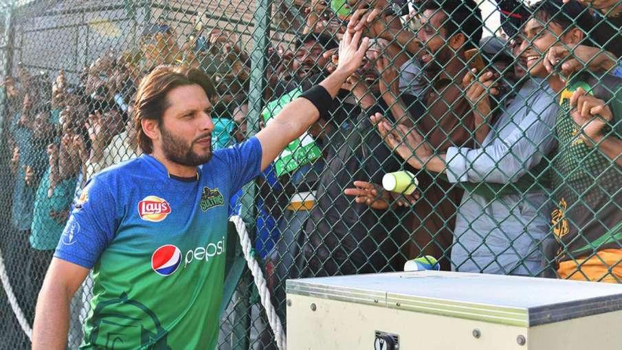 I think IPL changed Indian cricket: Shahid Afridi - India TV Hindi
