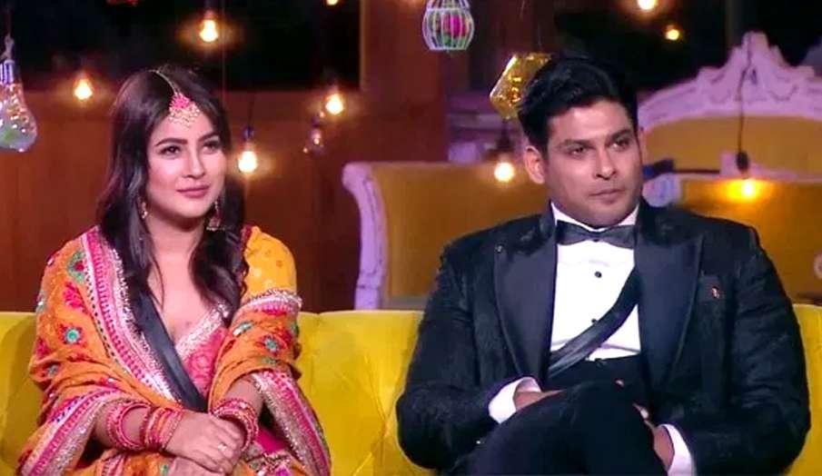 bigg boss 13 winner sidharth shukla shehnaaz gill- India TV Hindi