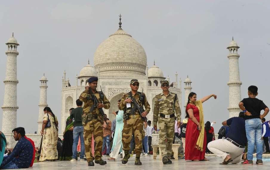 Donald Trump Agra Taj Mahal- India TV Hindi