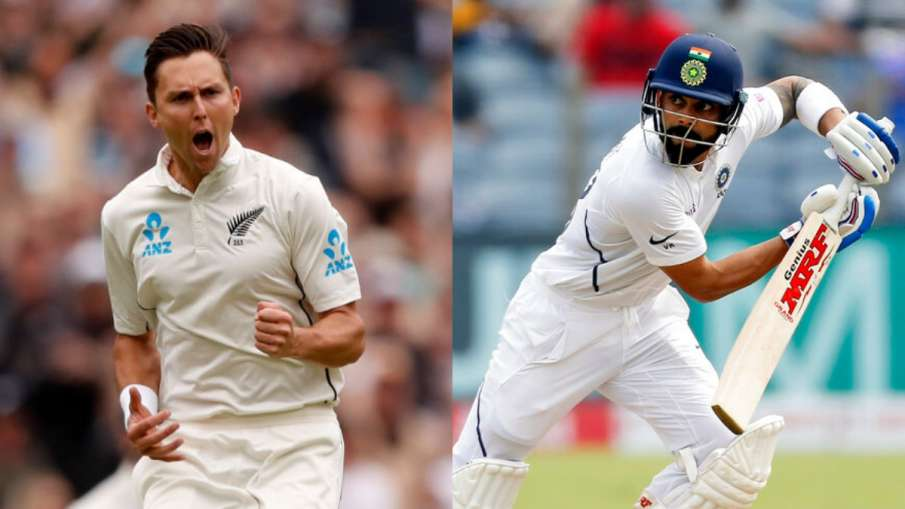 Live India vs New Zealand 1st test third day live cricket score match update from basin reserve well- India TV Hindi