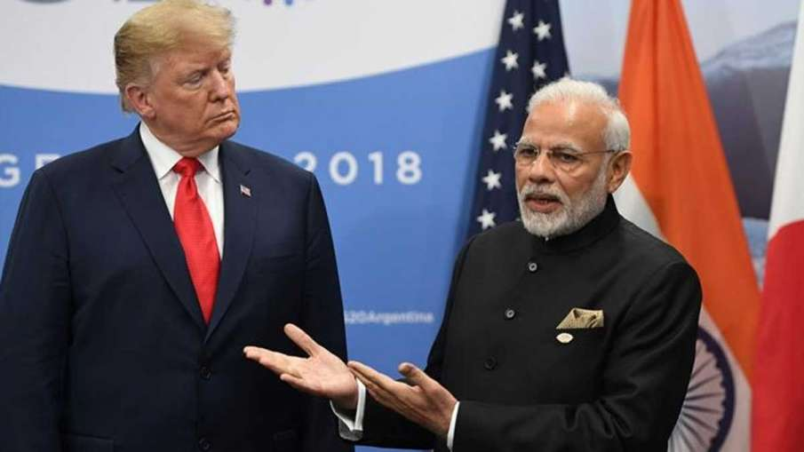 Donald Trump Facebook, Donald Trump Modi Facebook, Donald Trump- India TV Hindi
