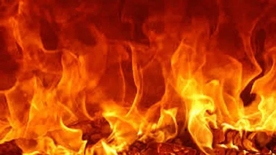 fire in Rewa- India TV Hindi