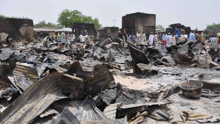 Cameroon massacre, Cameroon massacre children, Cameroon, Massacre, Cameroon massacre 14 children- India TV Hindi