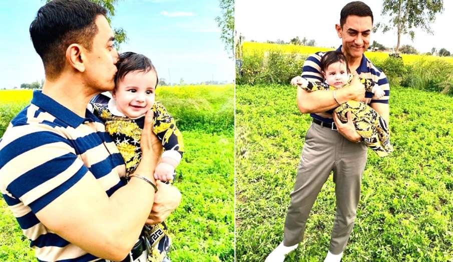aamir khan gippy grewal son - India TV Hindi