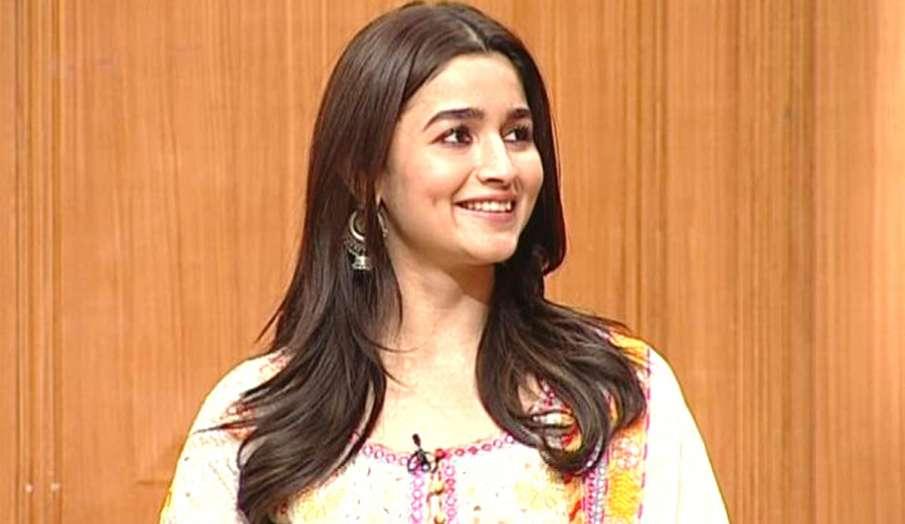 Alia Bhatt Aap Ki Adalat- India TV Hindi