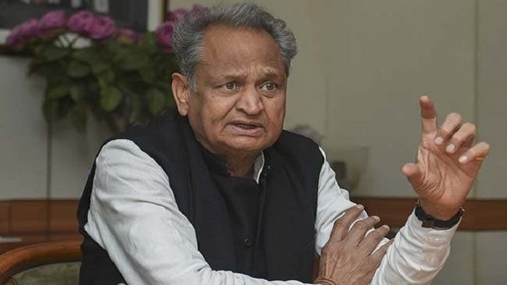 Ashok Gehlot- India TV Hindi