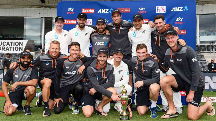 IND vs NZ : भारत को हराकर...- India TV Hindi