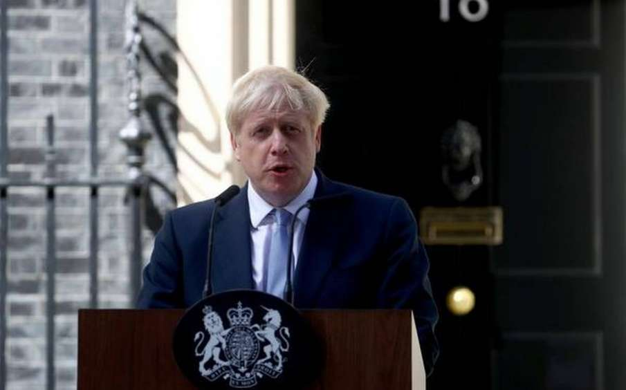 UK Prime Minister Boris Johnson- India TV Hindi