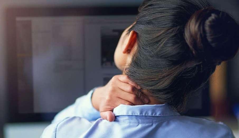 cervical pain- India TV Hindi