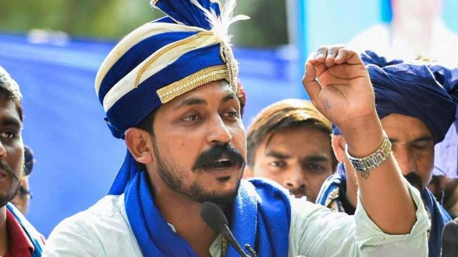 Chandrashekhar, Chandrashekhar Bhim Army, Chandrashekhar Party- India TV Hindi