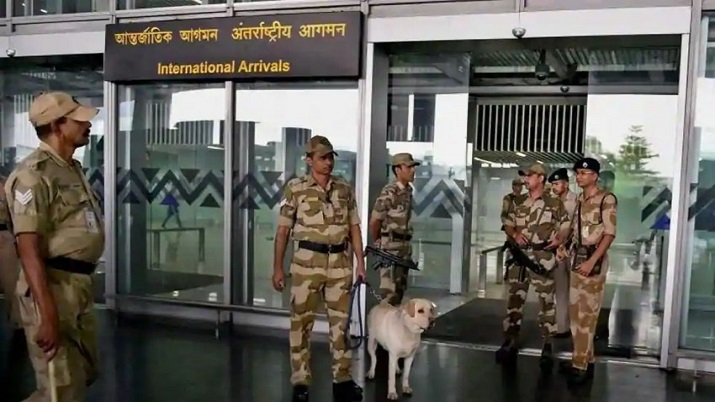 11 CISF jawans posted at Mumbai airport tested COVID19 positive- India TV Hindi