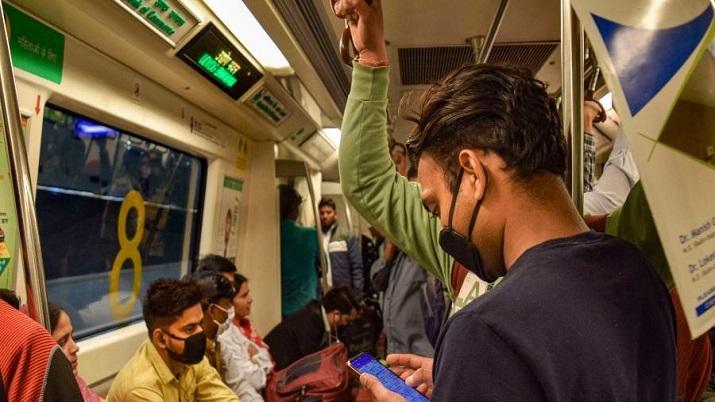Delhi Metro Covid-19 News - corona virus rules in delhi metro- India TV Hindi