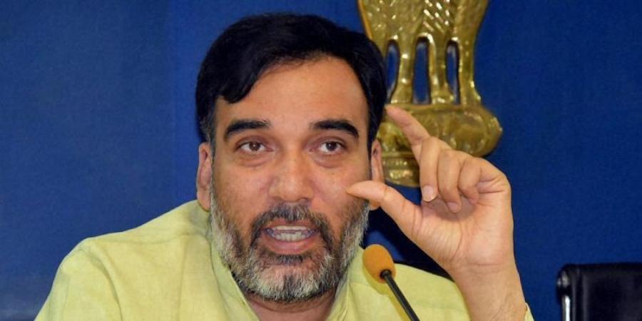 Gopal Rai, Delhi Environment Minister- India TV Hindi