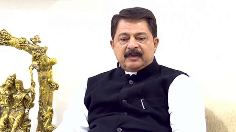 Gujarat Assembly Speaker Rajendra Trivedi- India TV Hindi