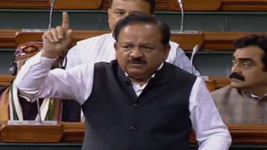 Coronavirus infections have not reached community level: Harsh Vardhan, Harsh vardhan ,coronavirus i- India TV Hindi
