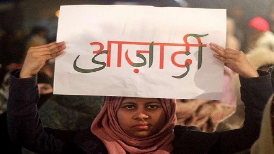 हिंदू महासभा का विवादित बयान, कहा-देश में बढ़ते आंतकवाद की वजह है गांधीवाद- India TV Hindi