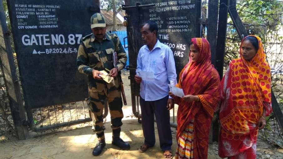 Coronavirus: Immigration land check posts with Bangladesh, Nepal, Bhutan, Myanmar check posts will b- India TV Hindi