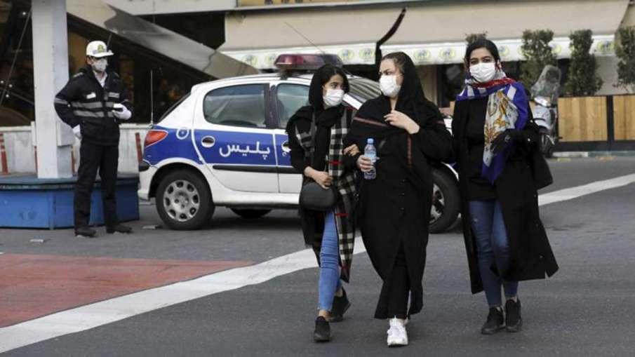 ईरान में कोरोना वायरस से 15 और लोगों की मौत, मृतकों की संख्या 107 हुई- India TV Hindi
