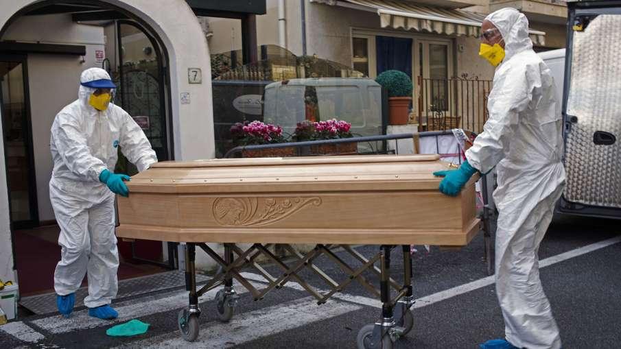इटली: कोरोना ने लील ली...- India TV Hindi