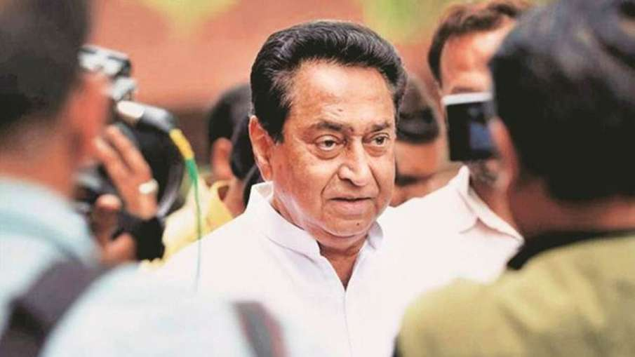 Kamal Nath statement after resignation from Madhya...- India TV Hindi