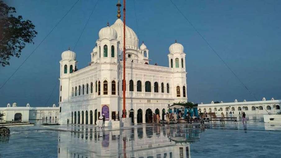 A view of Gurdwara Kartarpur Sahib in Pakistan- India TV Hindi