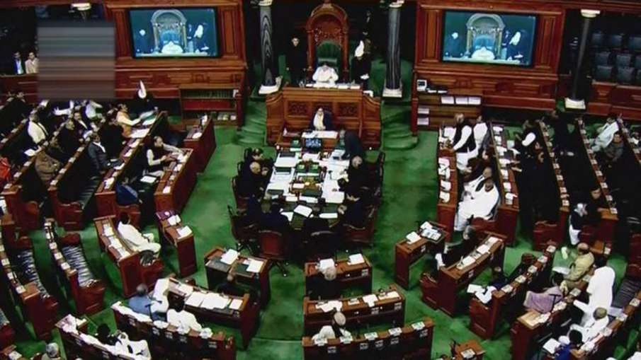 Lok Sabha adjourned amid Opposition protests over Delhi- India TV Hindi