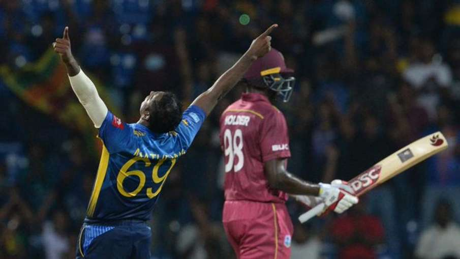SL vs NZ 3rd ODI: Sri Lanka beat West Indies by 6 runs and clean sweep in 3 match Series - India TV Hindi