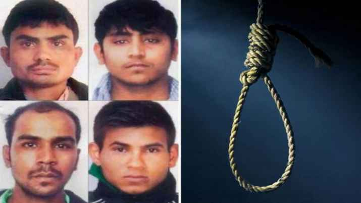 Nirbhaya: Tihar asks hangman to report 3 days ahead of...- India TV Hindi