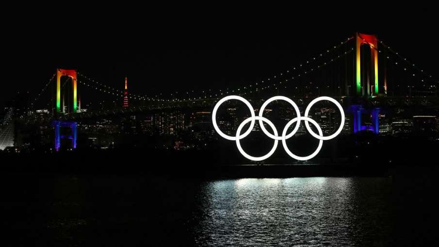 Olympic Rings- India TV Hindi
