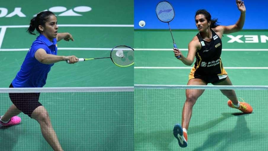 PV Sindhu and Saina Nehwal- India TV Hindi
