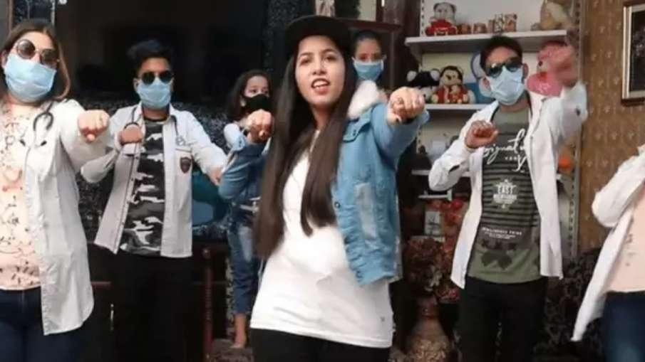 dhinchak pooja song on coronavirus- India TV Hindi