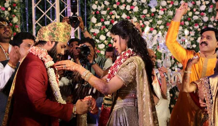 Rakshita , ravi kumar wedding- India TV Hindi
