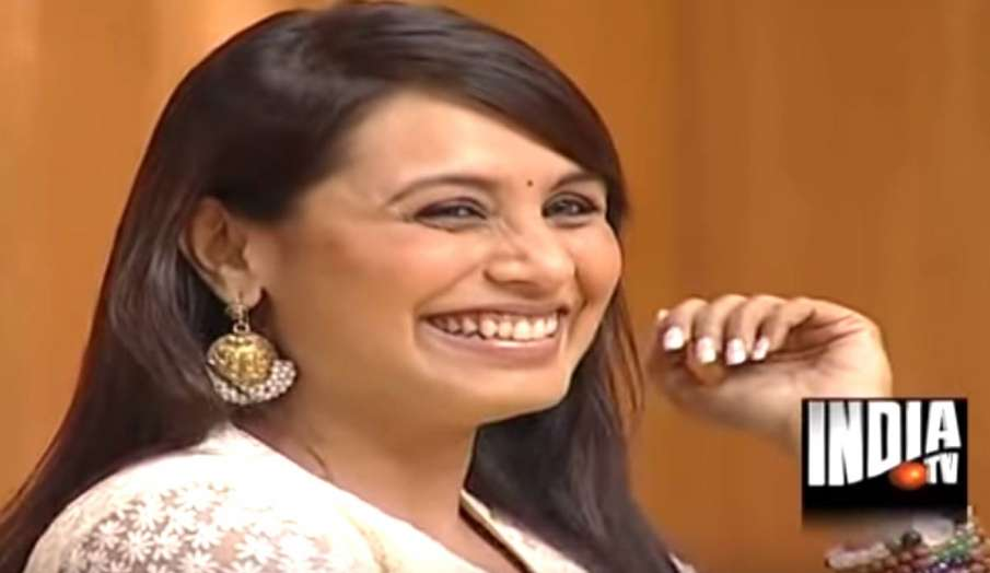 Rani Mukerji 41st birthday- India TV Hindi