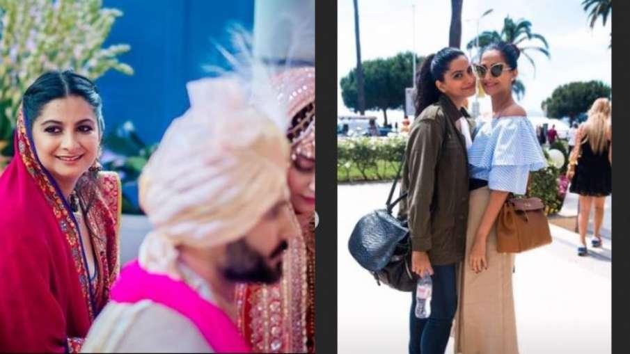sonam kapoor and anand ahuja post- India TV Hindi