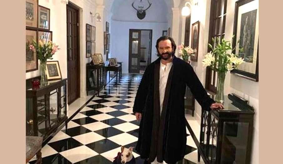 saif ali khan pataudi palace- India TV Hindi