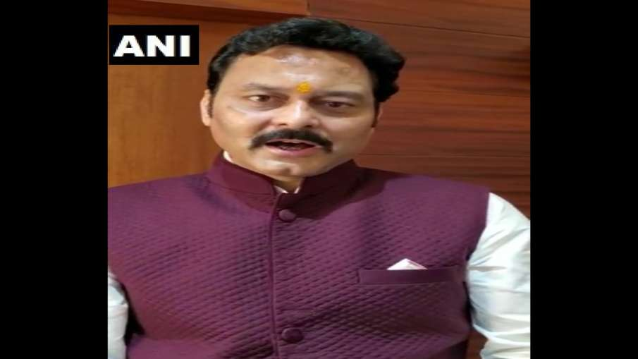Madhya Pradesh BJP MLA Sanjay Pathak on reports of him joining Congress- India TV Hindi
