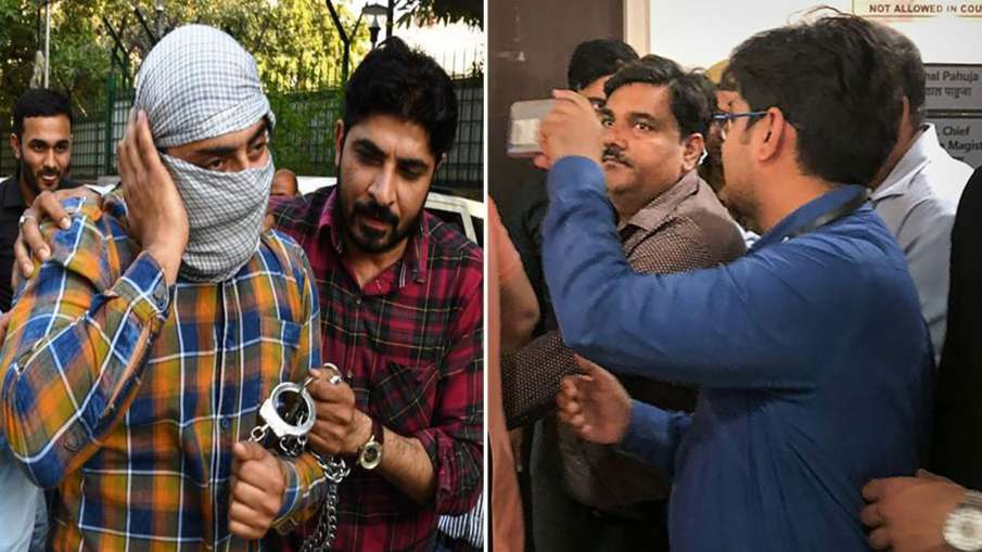 Shahrukh Pathan and Tahir Hussain- India TV Hindi