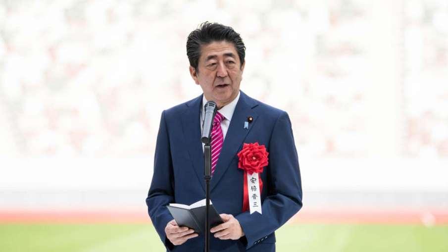 If the coronavirus does not go, it is impossible to organize the Olympics - Shinzo Abe- India TV Hindi