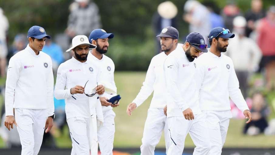 टेस्ट सीरीज में हार...- India TV Hindi
