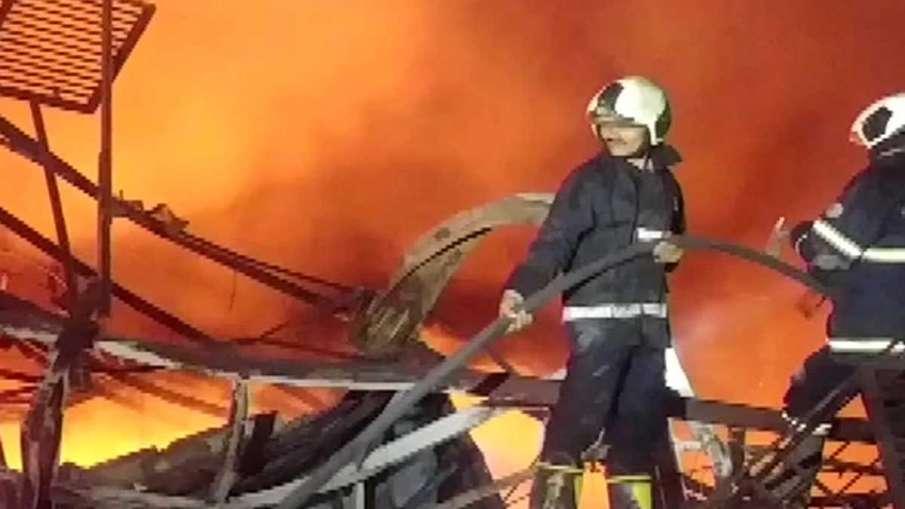 Mumbai Fire- India TV Hindi
