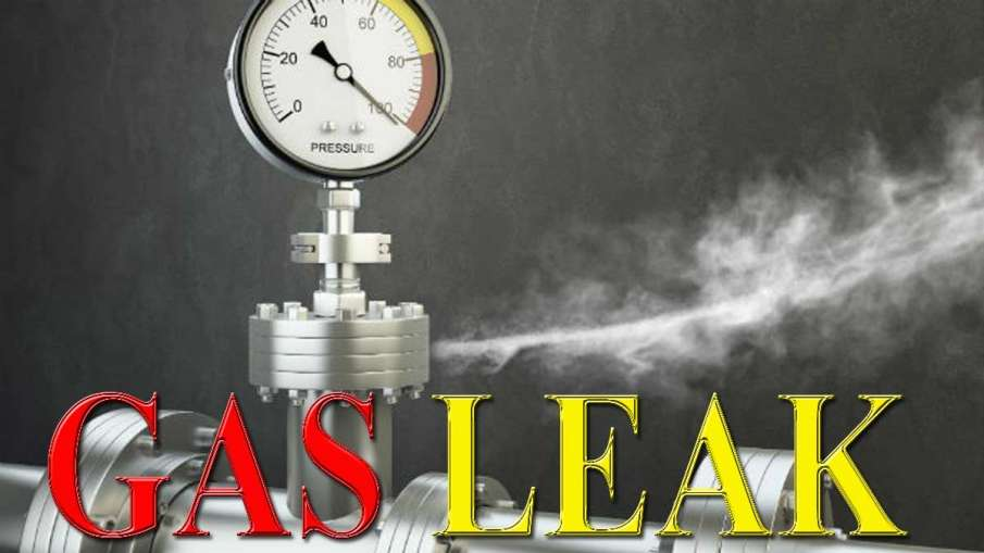 Gas Leak- India TV Hindi